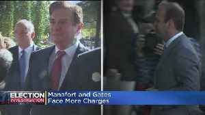 News video: Additional Charges Filed Against Paul Manafort & Business Associate