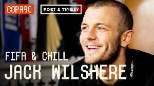 "News video: ""I'd love to be Arsenal captain"" 