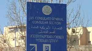 News video: Reports of early U.S. Embassy move angers Palestinians
