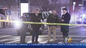 News video: Search For Gunman In Astoria Double Shooting