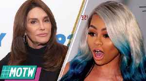 News video: Caitlyn Jenner Trying to Reunite with Kylie & the Kardashians, Blac Chyna's Sex Tape Scandal -MOTW