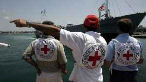 News video: International Red Cross: Staffers Paid for 'Sexual Services'