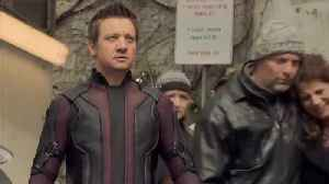 News video: Why Isn't Hawkeye On 'Avengers' Merchandise?