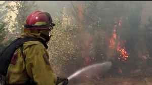 News video: Cal Fire Recruits Investigated for Drinking While On Duty at Academy
