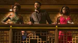 News video: 'Black Panther' Box Office Continues To Soar
