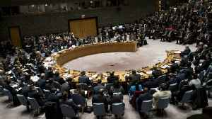 News video: UN Security Council Demands Cease-fire in Syria