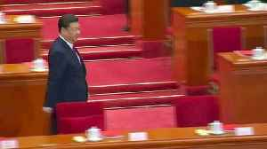News video: China's Xi positioned to rule indefinitely