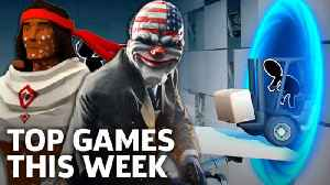 News video: New Releases - Top Games Out This Week -- February 25 - March 3