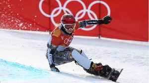 News video: Ester Ledecka Won Gold In Skiing And Snowboarding