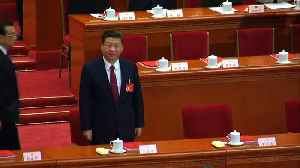 News video: China sets path for President Xi to remain in power indefinitely