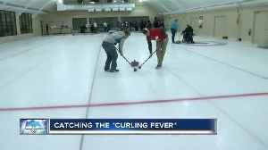 News video: Olympics spark curling fever in Wauwatosa