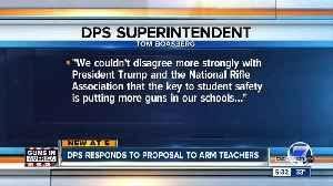 News video: Record number of Safe2Tell tips reported in Jefferson County Schools in wake of Florida shooting