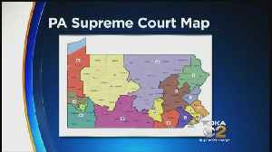 News video: Pa. Republicans Challenging Court Order Of New Congressional Map