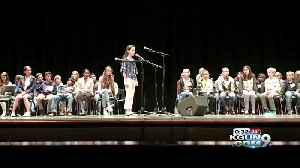 News video: Students compete in 2018 Pima County Spelling Bee