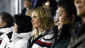 News video: Ivanka Trump Attends Olympics Closing Ceremony as Gus Kenworthy Slams Her Being There