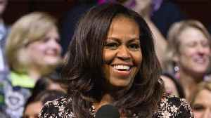 News video: Michelle Obama Releasing Personal Memoir Later This Year