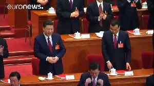 News video: China's Communist Party sets up stage for Xi Jinping to stay indefinitely