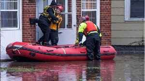 News video: Storm System Leaves 3 Dead In US South