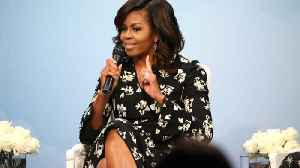 News video: Michelle Obama's Memoir 'Becoming' Will Be Out This Year