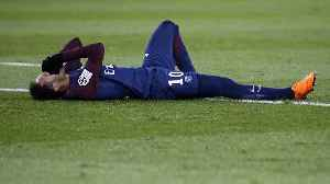 News video: Neymar Carted Off With Ankle Injury vs. Marseille