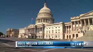 News video: Immigration agency changes mission statement