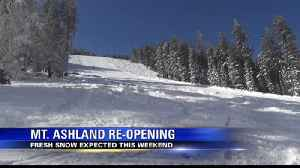 News video: Mt. Ashland Re-Opens