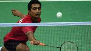 News video: Sameer Verma  Beats Jan O Jorgensen To Clinch Swiss Open Title