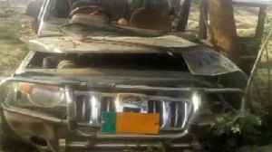 News video: BJP Leader Booked For Mowing Down 9 Schoolkids