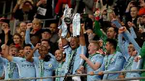 News video: Vincent Kompany Targets More Manchester City Trophies After Carabao Cup Win