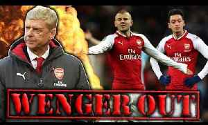 News video: Have Mesut Ozil And Jack Wilshere Officially Turned On Wenger?! | W&L