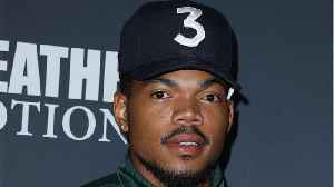 News video: Chance The Rapper Stands With Mo'Nique Dispite Criticism