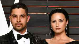 News video: Are Demi And Wilmer Finally Getting Back Together?