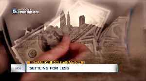 News video: Settling for Less: Why the City of Cleveland spends millions of taxpayer dollars settling lawsuits