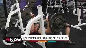 News video: Ask Dr. Nandi: Gym selfies on social media might be ruining your self esteem