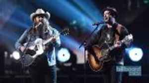 News video: Justin Timberlake Opens 2018 Brit Awards By Bringing Out Chris Stapleton for 'Say Something' | Billboard News