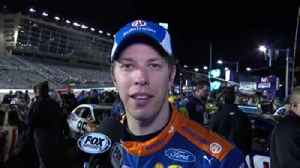 News video: Brad Keselowski: Kevin Harvick was in 'a league of his own' | 2018 ATLANTA | FOX NASCAR