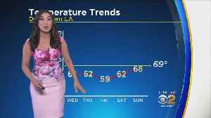 News video: Amber Lee's Weather Forecast (Feb. 25)