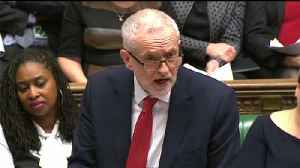 News video: Britain's opposition Labour Party leader set to clarify Brexit stance