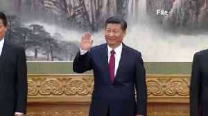 News video: President Xi's power play sparks a backlash in China
