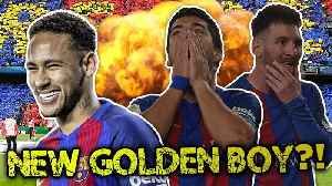 News video: <![CDATA[Has Neymar Replaced Messi As Barcelona's BIG GAME Player?!