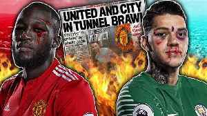 News video: <![CDATA[Manchester United & City Players To Face Bans For Derby Day Fight?! | W&L