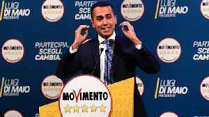 News video: Could the rise of the Five Star Movement make Luigi di Maio Italy's youngest PM?