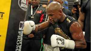 News video: Floyd Mayweather Had An Over-The-Top Birthday Party