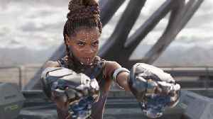 News video: Someone found an uncanny likeness between Princess Leia and *Princess* Shuri, and we are screaming