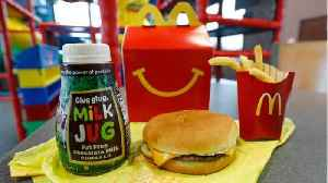 News video: Where can you get McDonald's Szechuan Sauce, the condiment that's caused actual riots?