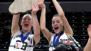 News video: Prep Girls Hoops: Central Noble Wins Class 2A State Title