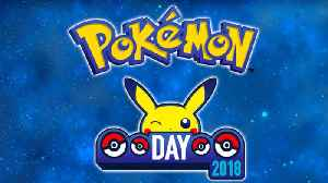 News video: Pokemon GO - Pokemon Day 2018 Trailer