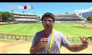 News video: Cricket World TV - South Africa v India 3rd ODI Preview LIVE from Cape Town