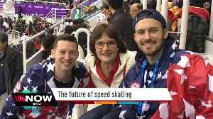 News video: The future of Team USA speed skating