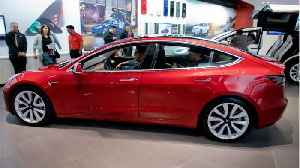 News video: Reviews Are In For The Tesla Model 3